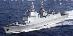 世界上现役的十大驱逐舰 中国055大驱荣登榜首