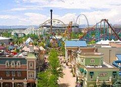 世界十大著名游乐园,六旗第一迪士尼第二