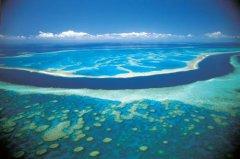 世界上最大的珊瑚礁群在哪里:澳大利亚大堡礁