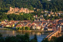 盘点德国最美丽的小镇 海德堡名列第一位