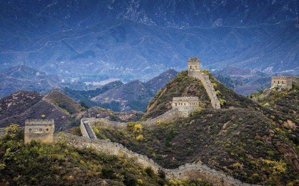 世界十大奇迹建筑排名 中国长城和兵马俑皆上榜