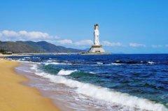 中国最美的十大海边城市 厦门排在第六位