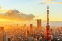 亚洲十大城市经济排名,日本东京排在第一位