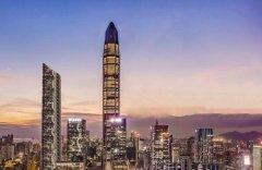 深圳十大高楼排名2019 第一名是平安金融国际中心