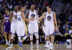 NBA最具人气的10大球队 勇士队位居第一宝座
