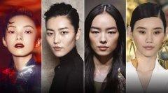 中国2019十大国际超模榜单 第一名是刘雯