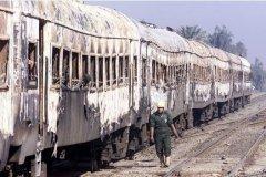 世界最致命的火车事故 海洋王后号死亡1700人