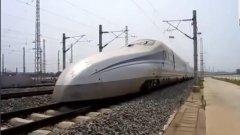 世界火车十大最快火车排名,最快时速达6百千米