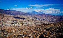 世界上海拔最高的首都排名 拉巴斯位居榜单首位