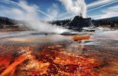 世界十大活火山排名 美国黄石火山排在首位