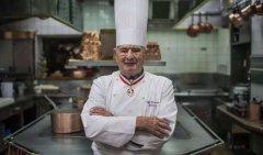 盘点世界十大名厨,真是舌尖上的高手!