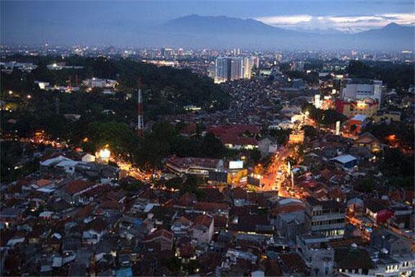 印尼城市有哪些 印尼十大城市排名