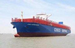 世界上最大的集装箱船有多大?宇宙号长达400米