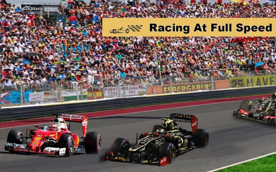 世界最难的体育运动前十排名,第一名是F1赛车