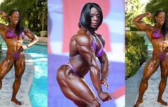 世界十大女性健美运动员 Iris Kyle排名第一