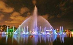 国内十大音乐喷泉排行榜,西湖音乐喷泉居榜首