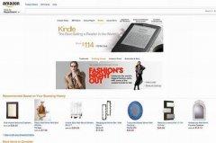 全球十大购物网站排名,阿里巴巴仅排第五名