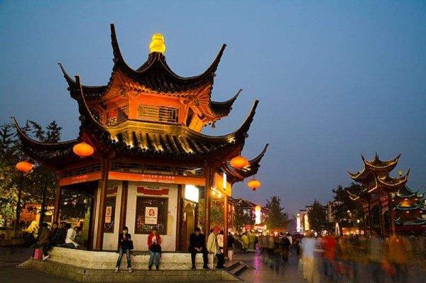 华东五市是哪几个城市,上海南京排在前两位