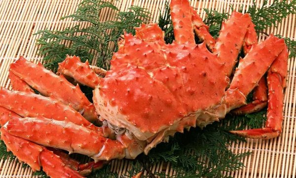 全球十大顶级名贵海鲜排名,台湾老虎蟹垫底