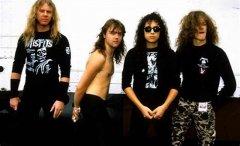 世界十大重金属歌手,Metallica排在第一名