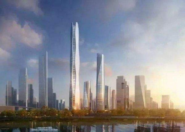 南京最高的楼是多少米?2019南京十大高楼排名