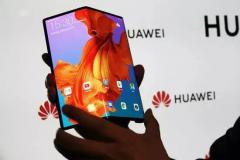 华为首款5G折叠屏手机,亲准备好钱包了吗?