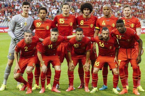 欧洲足球国家队实力排名 红魔比利时队力压法国