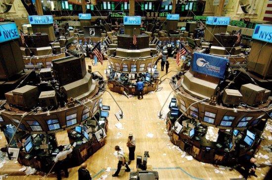 2019世界十大证券交易所 世界证券交易所市值排名