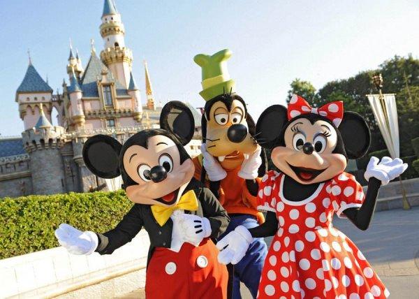 世界最大游乐场排行 世界十大游乐园排行榜