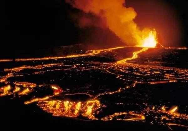 地球上十大最活跃火山,基拉韦厄火山排第一
