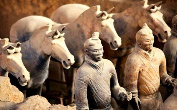 西安十大旅游景点排行榜,兵马俑是首选景点