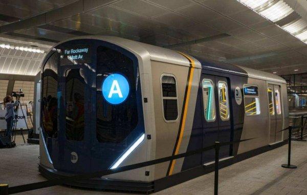世界上最繁忙的10个地铁城市,第一名纽约