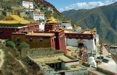 世界上最著名的十大寺庙,西藏甘丹寺居榜首
