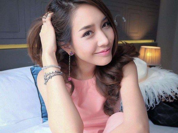 泰国一线女星前十排名,个个颜值爆表