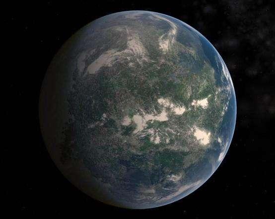 宇宙十大最佳宜居星球排名,第二地球真的存在