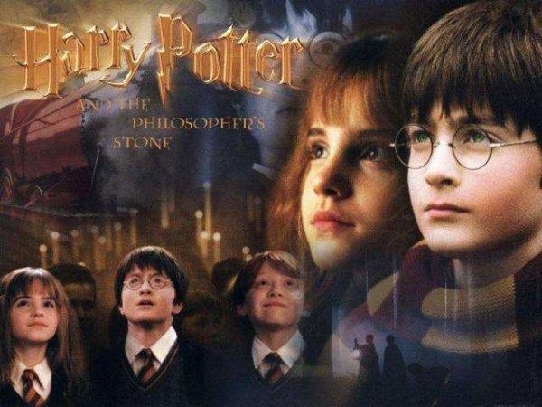 美国魔幻电影排行榜前十名,哈利波特列居榜首