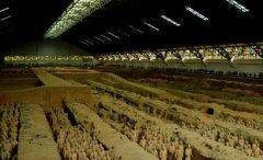 中国考古十大帝王墓,秦始皇陵排在榜首