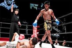 泰国拳王排名前十,泰国最厉害的拳王排名