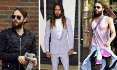 好莱坞十大时尚先生排名,莱托排在第一名