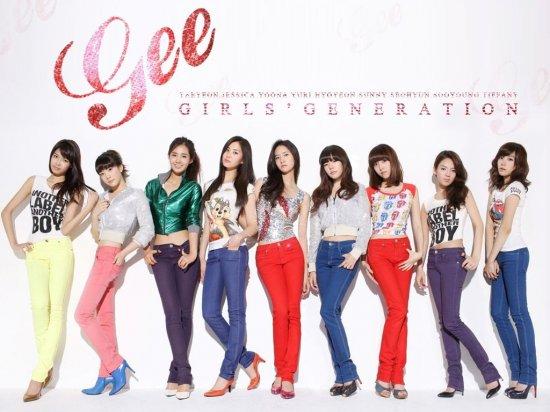 盘点十大韩国女团的经典成名曲,你听过几首?