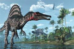世界上最凶猛的恐龙排行榜,霸王龙仅排名第二