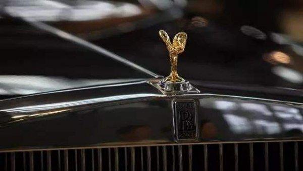 世界十大名车标志图片,劳斯莱斯排在第一名