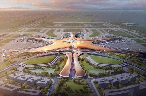 2019中国十大机场面积排名,北京大兴机场排第一