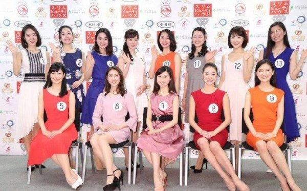 2019年日本小姐冠军出炉,颜值画风一言难尽