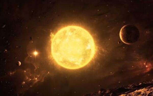 宇宙中有多少个太阳?几亿亿颗太阳还是有的