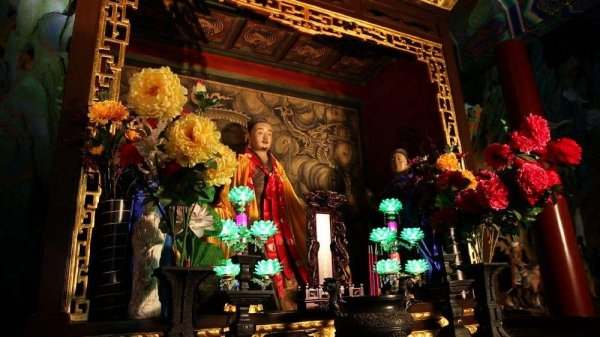 中国十大最长寿道士排名,王常月道长最长寿