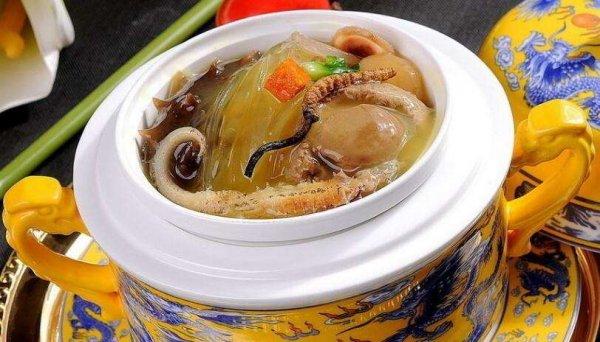 中国宫廷十大名菜大盘点,你吃过几样呢?