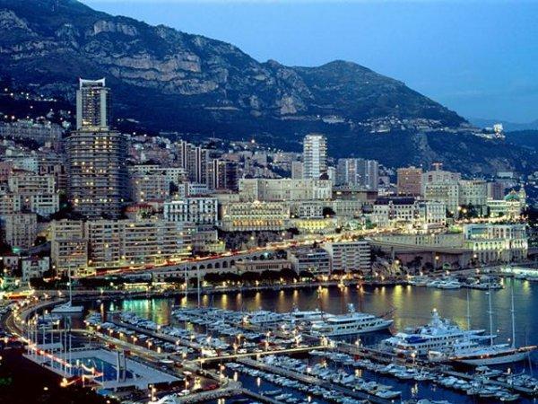 世界上人口密度最高的十个国家,第一名摩纳哥