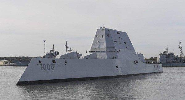 2019世界十大驱逐舰排名,中国055型上榜