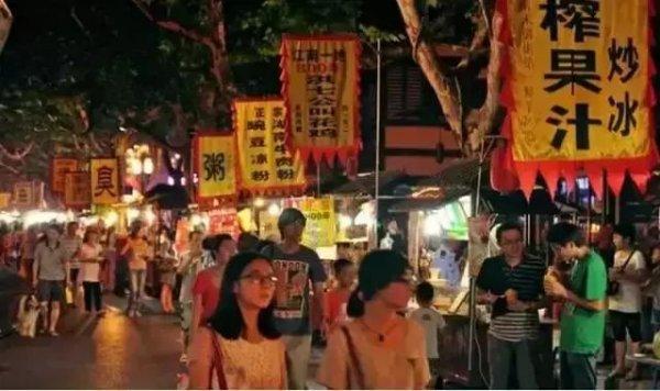 杭州 小吃街图片